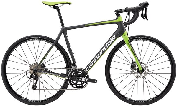 Image of Cannondale Synapse Carbon Disc 105 5  2017 Road Bike