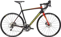 Image of Cannondale Synapse Carbon Disc Ultegra 2017 Road Bike