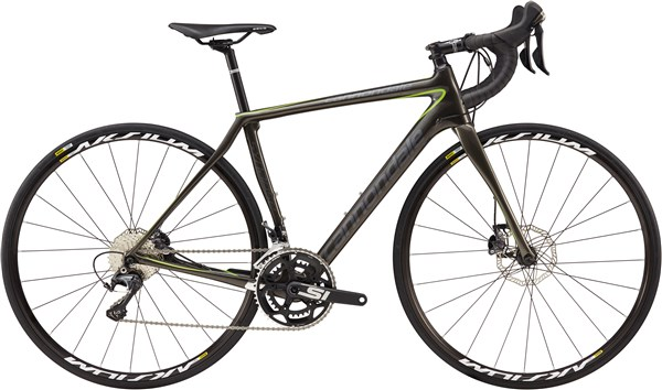 Cannondale Synapse Carbon Disc Womens Ultegra 2017 Road Bike