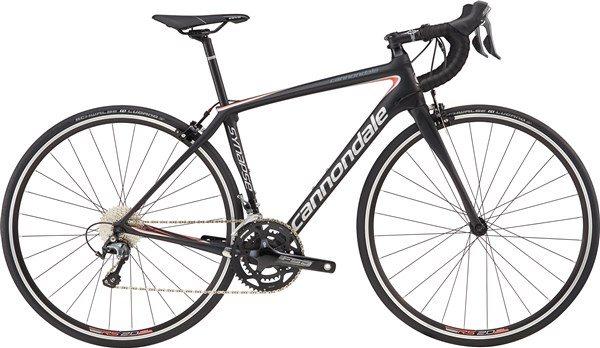 Image of Cannondale Synapse Carbon Womens Tiagra 2017 Road Bike