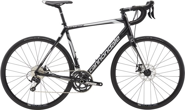 Image of Cannondale Synapse Disc 105 2017 Road Bike
