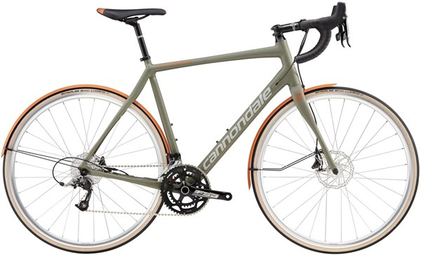 Image of Cannondale Synapse Disc Adventure  2016 Road Bike
