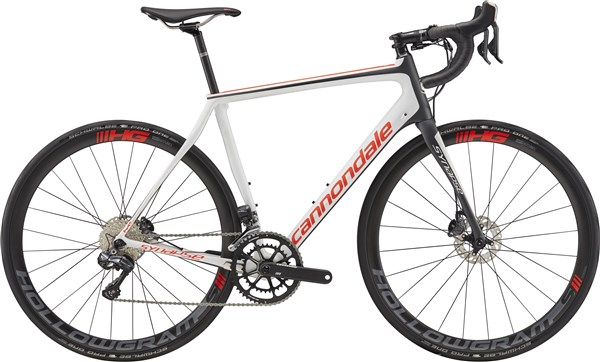 Image of Cannondale Synapse Hi-MOD Disc Ultegra Di2 2017 Road Bike