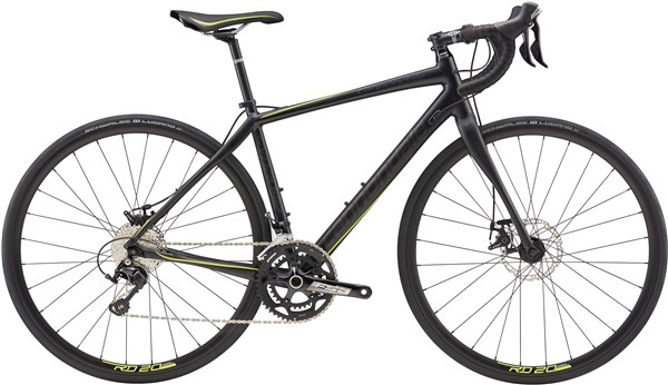 Image of Cannondale Synapse Womens Disc 105 2017 Road Bike