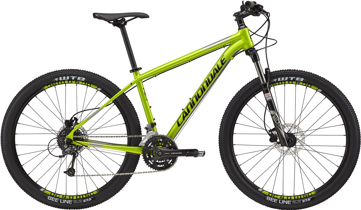 "Cannondale Trail 4 27.5""  2017 Mountain Bike"