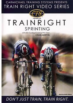 Image of Carmichael Training Train Right Sprinting DVD