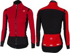 Image of Castelli Alpha Ros Womens Long Sleeve Cycling Jersey AW17