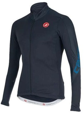 Image of Castelli Classica Thermo FZ Long Sleeve Cycling Jersey AW15