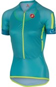 Image of Castelli Climbers Womens Short Sleeve Cycling Jersey SS16