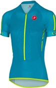 Image of Castelli Climbers Womens Short Sleeve Cycling Jersey SS17
