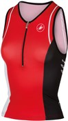 Image of Castelli Core Womens Tri Singlet SS16