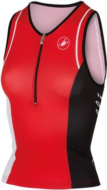 Image of Castelli Core Womens Tri Singlet SS17