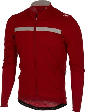 Image of Castelli Costante FZ Long Sleeve Cycling Jersey AW16