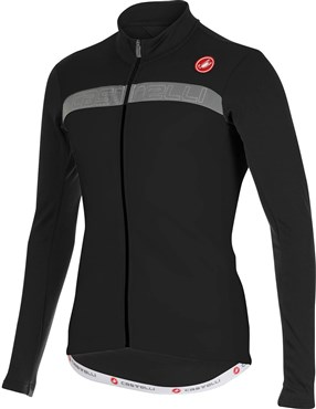 Image of Castelli Criterium Long Sleeve Cycling Jersey FZ AW16