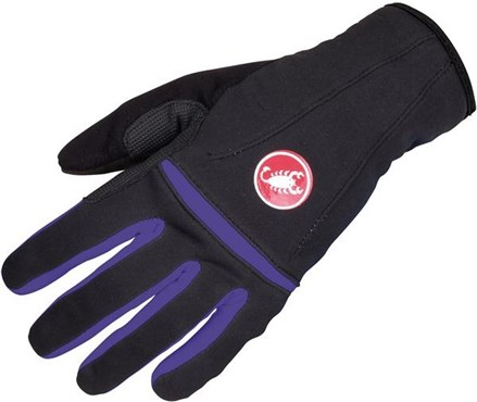 Image of Castelli Cromo Womens Long Finger Cycling Gloves AW16