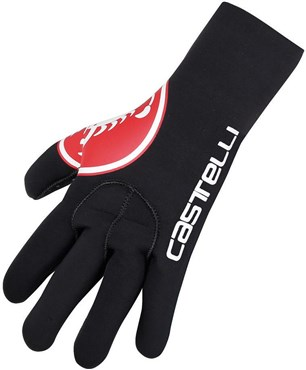 Image of Castelli Diluvio Long Finger Cycling Gloves AW16