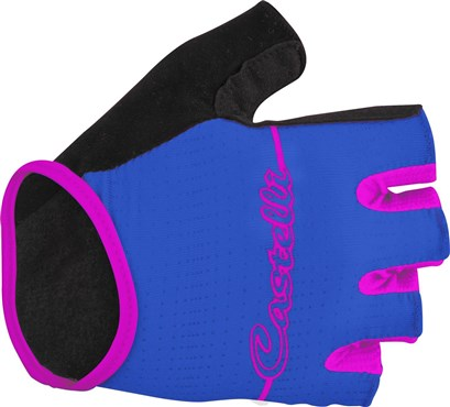Image of Castelli Dolcissima Womens Short Finger Cycling Gloves SS16