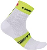 Image of Castelli Free 6 Cycling Socks SS17