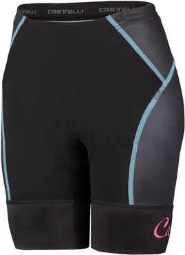 Image of Castelli Free Womens Tri Shorts SS16