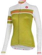 Image of Castelli Girone Long Sleeve Cycling Jersey FZ