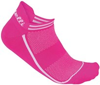 Image of Castelli Invisibile Womens Cycling Socks SS17