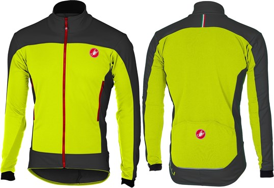 Image of Castelli Mortirolo 4 Windproof Cycling Jacket AW16