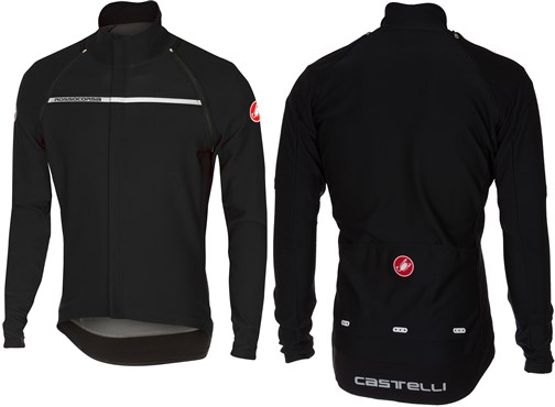 Image of Castelli Perfetto Convertible Long Sleeve Jersey AW16