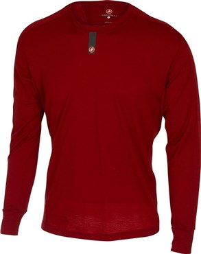 Castelli Procaccini Wool Long Sleeve Base Layer AW16