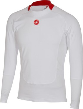 Image of Castelli Prosecco Long Sleeve Base Layer AW16