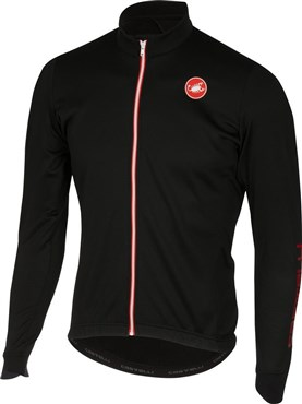 Image of Castelli Puro 2 FZ Long Sleeve Cycling Jersey AW16