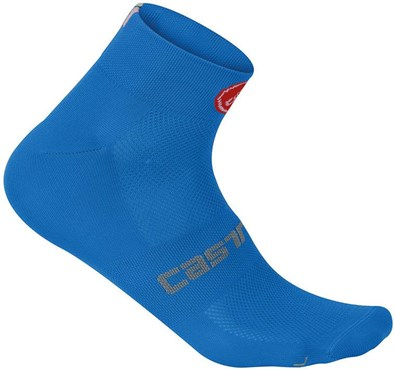 Image of Castelli Quattro 3 Cycling Socks SS17