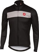 Image of Castelli Raddoppia FZ Long Sleeve Cycling Jersey AW16