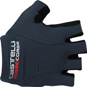 Image of Castelli Rosso Corsa Pave Short Fing Cycling Gloves SS17