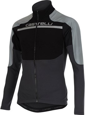Image of Castelli Secondo Strato Reflex Long Sleeve Cycling Jersey