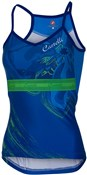 Image of Castelli Spaghettino Womens Cycling Top SS17