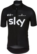 Image of Castelli Team Sky Gabba 3 Short Sleeve Cycling Jersey