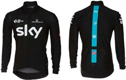 Image of Castelli Team Sky Perfetto Long Sleeve Cycling Jersey