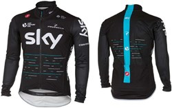 Image of Castelli Team Sky Pro Fit Light Rain Jacket