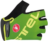Image of Castelli Tempo V Short Finger Cycling Gloves SS16