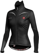 Image of Castelli Transparente Womens Long Sleeve Cycling Jersey