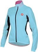 Image of Castelli Velo Womens Cycling Jacket AW16