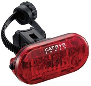 Image of Cateye Omni 5 TL-LD155 5 LED Rear Light