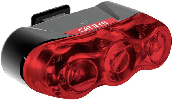 Image of Cateye Rapid 3 Rear Light