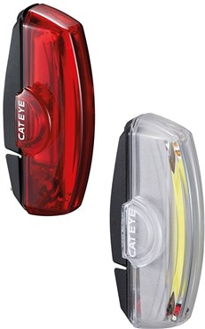 Image of Cateye Rapid X Front / Rear RC Light Set