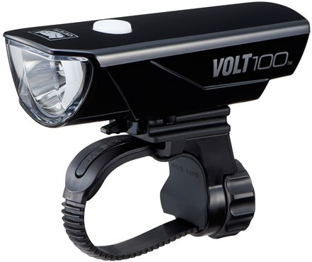 Image of Cateye Volt 100 USB Rechargeable Front Light