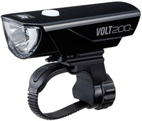 Image of Cateye Volt 200 EL-151 Rechargeable Front Light