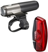 Image of Cateye Volt 300 / Rapid X USB Rechargeable Light Set
