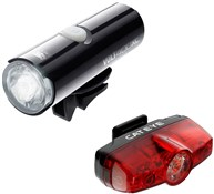 Image of Cateye Volt 400 XC / Rapid Mini Light Set