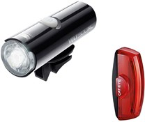 Image of Cateye Volt 500 XC / Rapid X2 Light Set