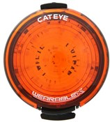 Image of Cateye Wearable X Rear Rechargeable Light